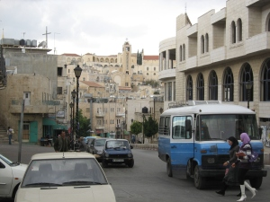 Inside the West Bank