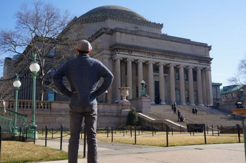 Columbia's Low Library