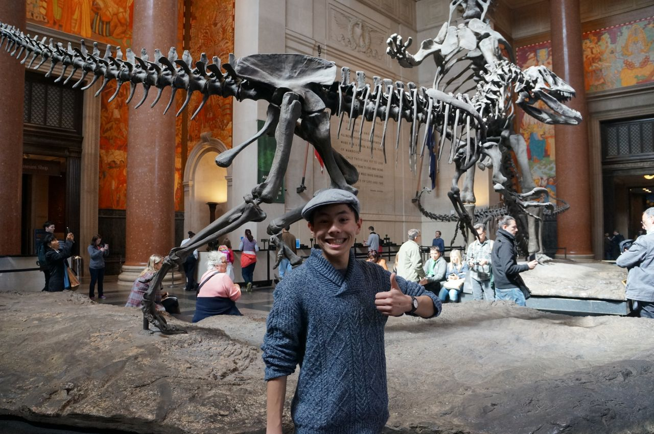 Museum Of Natural History For Nyu Students